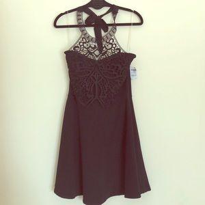 Charlotte Russe Black Dress